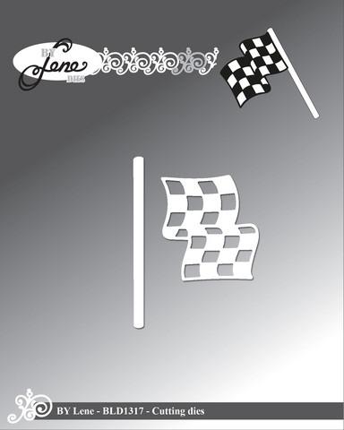 By Lene stanssisetti Target Flag