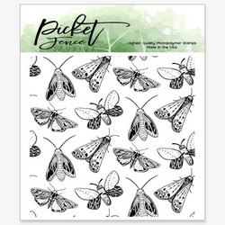Picket Fence leimasin Moths