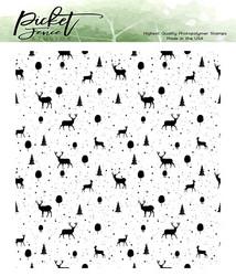 Picket Fence leimasin Reindeer Games