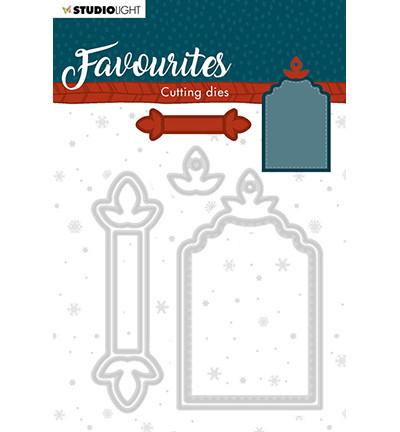 Studio Light stanssisetti Winter's Favourites 335