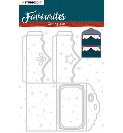 Studio Light stanssisetti Winter's Favourites 339