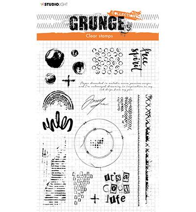 Studio Light leimasin Grunge Collection, nr.503