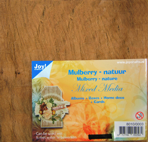 Joy! crafts Mulberry for Mixed Media, ruskea