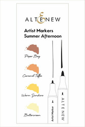Altenew Artist Markers -setti Summer Afternoon, alkoholitussit