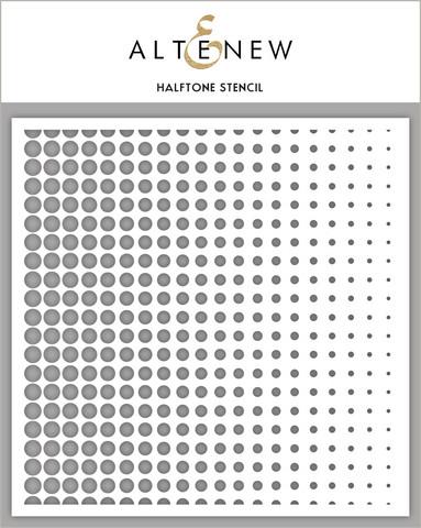 Altenew Halftone -sapluuna