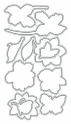 Altenew Wild Hibiscus -stanssisetti