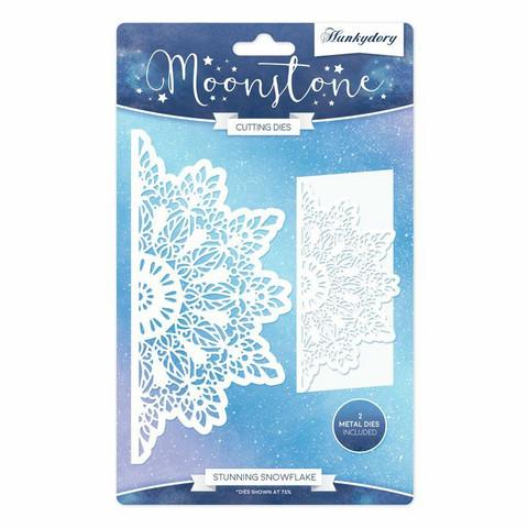 Hunkydory stanssisetti Stunning Snowflake