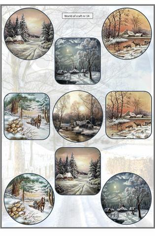 World of Craft korttikuvat 014, helmiäispaperi