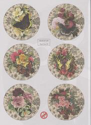 World of Craft korttikuvat 22, helmiäispaperi, leikattu