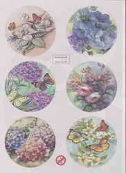 World of Craft korttikuvat 36, helmiäispaperi, leikattu