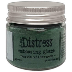 Tim Holtz Distress Embossing Glaze -jauhe, sävy Rustic Wilderness