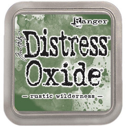Distress Oxide -mustetyyny, sävy Rustic Wilderness