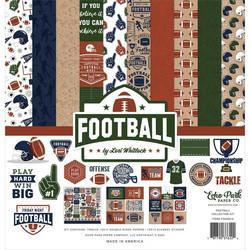 Echo Park Football -paperipakkaus, 12