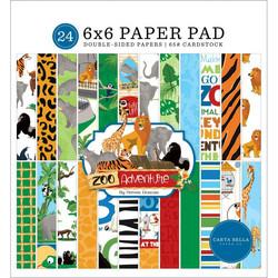 Carta Bella Zoo Adventure -paperipakkaus