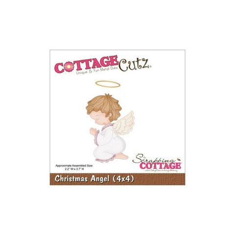 CottageCutz stanssi Christmas Angel
