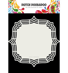 Dutch Doobadoo Shape Art Yvonne -sapluuna