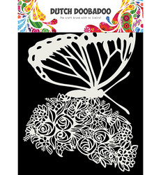 Dutch Doobadoo Butterfly -sapluuna