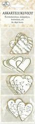 Askartelukuviot Sydämet