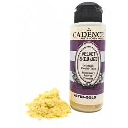 Cadence Velvet Powder -jauhe, sävy Gold