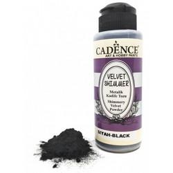 Cadence Velvet Powder -jauhe, sävy Black