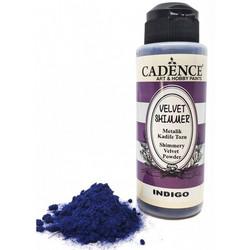 Cadence Velvet Powder -jauhe, sävy Indigo