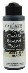 Cadence Chalboard -maali, sävy Black