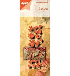 Joy! crafts Autumn Leaves -stanssisetti