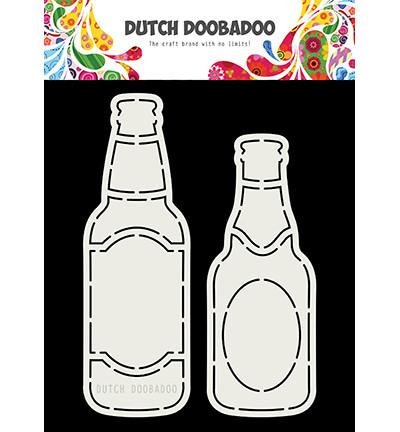 Dutch DooBaDoo Card Art Beer Bottle -sapluunat