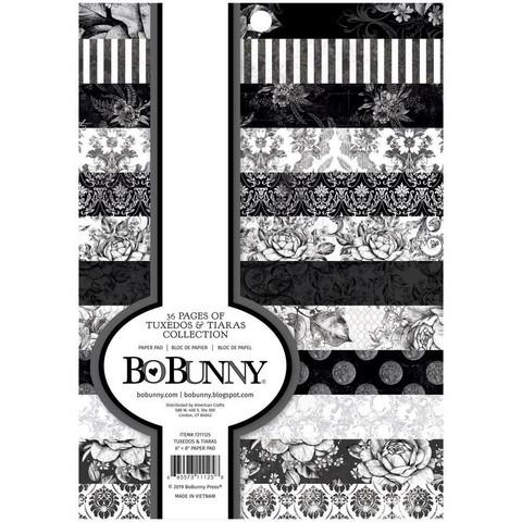 BoBunny paperikko Tuxedos & Tiaras
