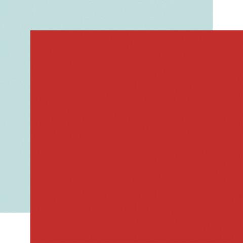 Carta Bella By the Sea skräppipaperi Red / Sky Blue