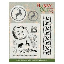 Hobby & Zo setti Deer