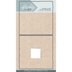 Card Deco stanssi Photoframe 4K