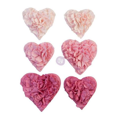 Prima Pretty With Love paperisydämet All The Hearts
