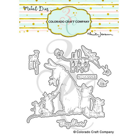 Colorado Craft Company Anita Jeram stanssisetti Better Together