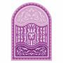 Heartfelt Creations Scalloped Flourish Gateway -stanssisetti