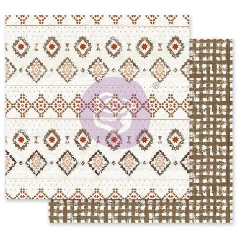 Prima Sugar Golden Desert -skräppipaperi Rugs on Rugs