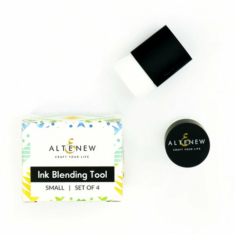 Altenew Ink Blending Tool, Small -musteenlevitystyökalut, 4 kpl