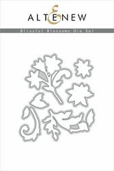 Altenew Blissful Blossoms -stanssisetti