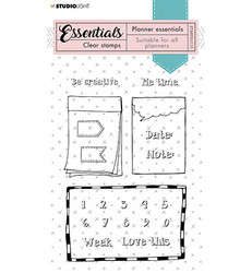 Studio Light leimasin Planner Essentials 510