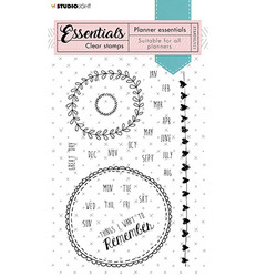 Studio Light leimasin Planner Essentials 511