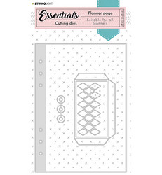 Studio Light stanssisetti Planner Essentials 347