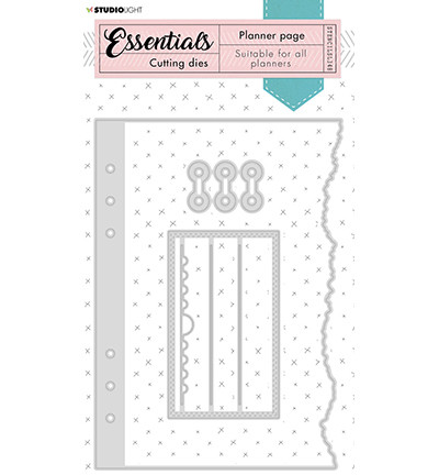 Studio Light stanssisetti Planner Essentials 348