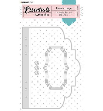 Studio Light stanssisetti Planner Essentials 349