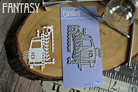 Fantasy Dies stanssi Half Car