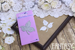 Fantasy Dies stanssi Rose Leaf