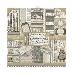 Stamperia paperipakkaus Galligraphy, 8