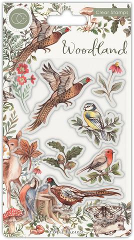 Craft Consortium Woodland -leimasinsetti Birds