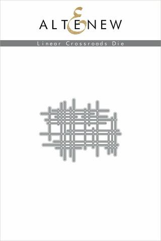 Altenew Linear Crossroads -stanssi