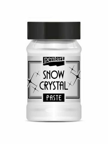 Pentart Snow Crystal -pasta