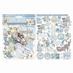 Stamperia leikekuvat Winter Tales